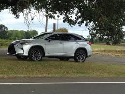 lexus midsize suv 2015 2016 lexus rx redesign small details add up to big changes she