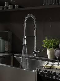 kitchen kraus kitchen faucet industrial kitchen faucet sprayer