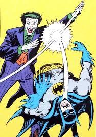 Slappin Batman Meme Generator - joker slapping batman blank template imgflip