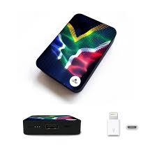 Afican Flag World U0027s Smallest 10 000 Mah Power Bank Chjgd Ultracompact South