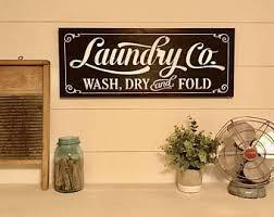 Laundry Room Signs Decor Laundry Room Decor Etsy