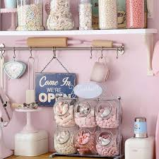 Vintage Kitchen Ideas Retro Kitchen Decor Pink Retro Kitchen Decorating Ideas Vintage