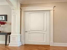 Door Trim Ideas U0026 Types Of Baseboard Molding Base Moulding Ideas