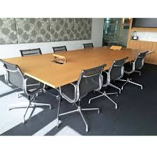 Executive Boardroom Tables Vitra Eames Boardroom Table 3 5l X 1 6d Meeting Table For