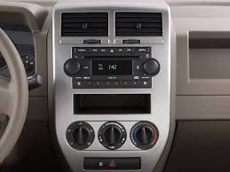 jeep compass dashboard 2008 jeep patriot reviews and rating motor trend