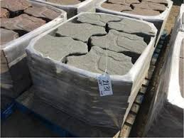Patio Stones Canada Unreserved Online Auction Patio Stone In Regina Saskatchewan By