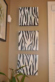 Bathroom Wall Decorating Ideas Best 25 Zebra Bathroom Decor Ideas On Pinterest Zebra Bathroom
