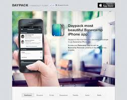 cool app websites 21 beautiful iphone app websites web design ledger