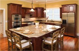 pictures of kitchen islands kitchen island granite curved kitchen