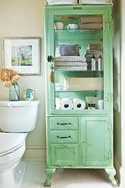 vintage bathroom storage ideas 1921 best bathroom storage cabinets images on bathroom