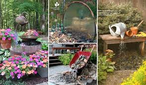 Small Backyard Water Feature Ideas 26 Diy Water Features Will Bring Tranquility And Relaxation To Any