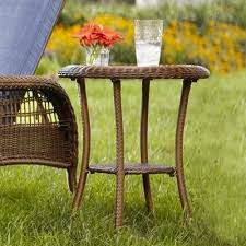 Patio Furniture Tables Wicker Patio Furniture Sets The Home Depot