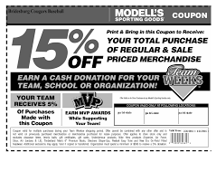 15 off modells coupon this weekend only bridesburg cougars
