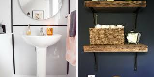 Powder Room Makeovers Photos - 8 amazing and affordable powder room makeovers love u0026 renovations