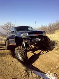 project 4crawln 2002 chevy trailblazer planet 4x4