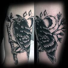 old crow tattoo tattoo collections