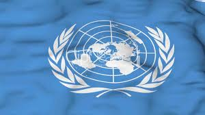 Picture Of Un Flag Flying Flag Of United Nations Lizenzfreie Stock Videos Und Clips