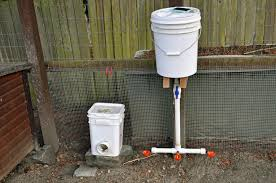 diy 5 gallon bucket chicken feeder u2013 home in disarray