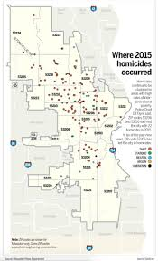 Twin Cities Zip Code Map by Milwaukee Police Chief Blames Wisconsin State Law For Gun Violence