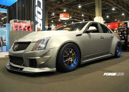 cadillac cts v performance upgrades richard s wide cts v sedan by d3cadillac is built for serious