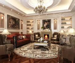 3d living room modern living room model 3d wallpaper for living