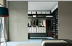 bedroom awesome white walk in closet with furniture and flower
