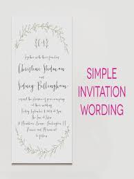 how to write wedding invitations weddinginvite us wedding invitations collection