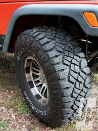 Goodyear Wrangler Off Road Tires Goodyear U0027s Agressive Duratrac Tire Jp Magazine