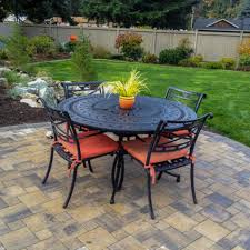 Cost Paver Patio 2018 Brick Paver Costs Price To Install Brick Pavers Patios
