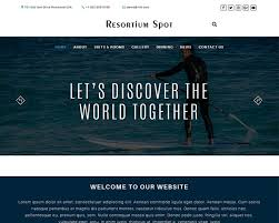 html business templates free download with css 20 best free website templates images on pinterest free website