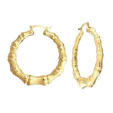 gold hoops gold earring hoops buy gold hoop earrings online india watford