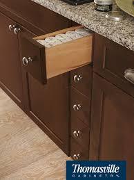 thomasville glass kitchen cabinets cottage alder barrel shaker simple cottage styling shows