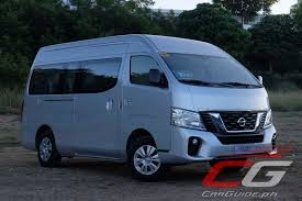nissan urvan 2014 nissan philippines is setting sights on grandia lxv with urvan