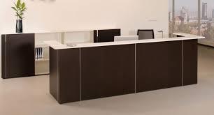 comptoir de bureau nacoa novarec347 comptoir d accueil 347 x 93cm burodepo