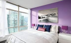 chambre bleu et mauve chambre mauve et bleu peinture mauve chambre avec chambre