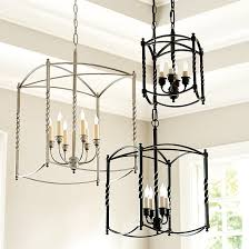 House Chandelier Carriage House Chandelier Large Chandelier Bronze
