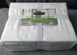 resort bamboo bed sheet review