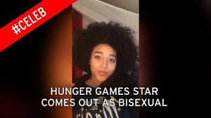 black friday hunger games hunger games actress amandla stenberg reveals she u0027s bisexual in
