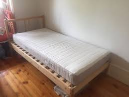 Ikea Single Beds Ikea Single Bed With Mattress And Storage Beds Gumtree