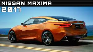 nissan maxima 2017 2017 nissan maxima review rendered price specs release date youtube