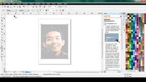 Membuat Gambar Transparan Di Corel Draw X7 | membuat background transparan di corel background check all