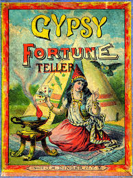vintage halloween pattern background antique graphic gypsy fortune teller fortune teller graphics