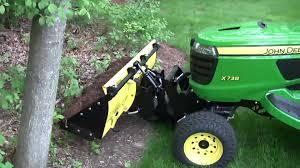 tj u0027s tractor x738 john deere youtube