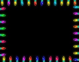 Christmas Light Template Picnik Christmas Lights Frame Template Christmas Lights Fr U2026 Flickr