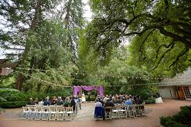 Leach Botanical Garden Leach Botanical Garden Wedding William Portland