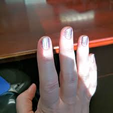 color club holographic nail polish in halo u2013 makeup problem