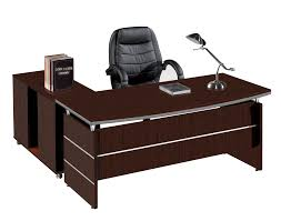 Office Desk With Cabinets Emejing Executive Office Desk With Return Contemporary