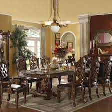 lovely traditional dining room set design home design