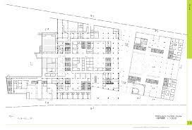 Plan Ground Floor Gallery Of Nanjing Drum Tower Hospital Lemanarc Sa 27