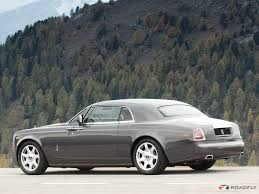 roll royce coupe chariot of the gods the rolls royce phantom coupé